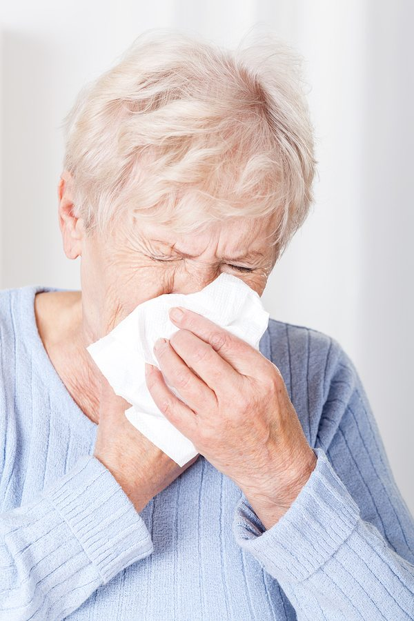 Senior Care in Monmouth Junction NJ: Chronic Cough in