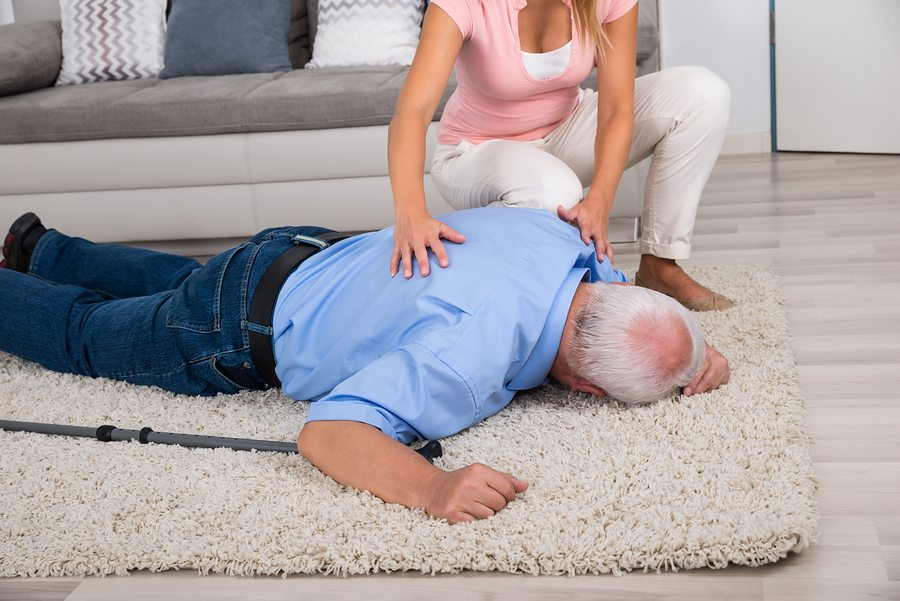 Home Care in Allentown NJ: Carpets and Falls