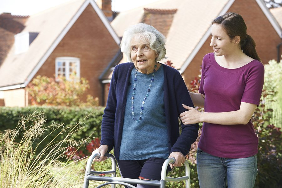 Elderly Care in Millstone NJ: Helping a Parent Diagnosed with MS