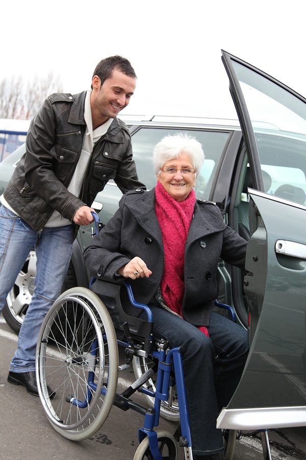Home Care in Millstone NJ: Transportation Options