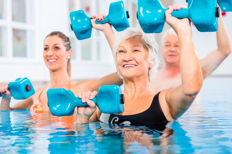 Senior Care in Allentown NJ: Exercising Again After a Break