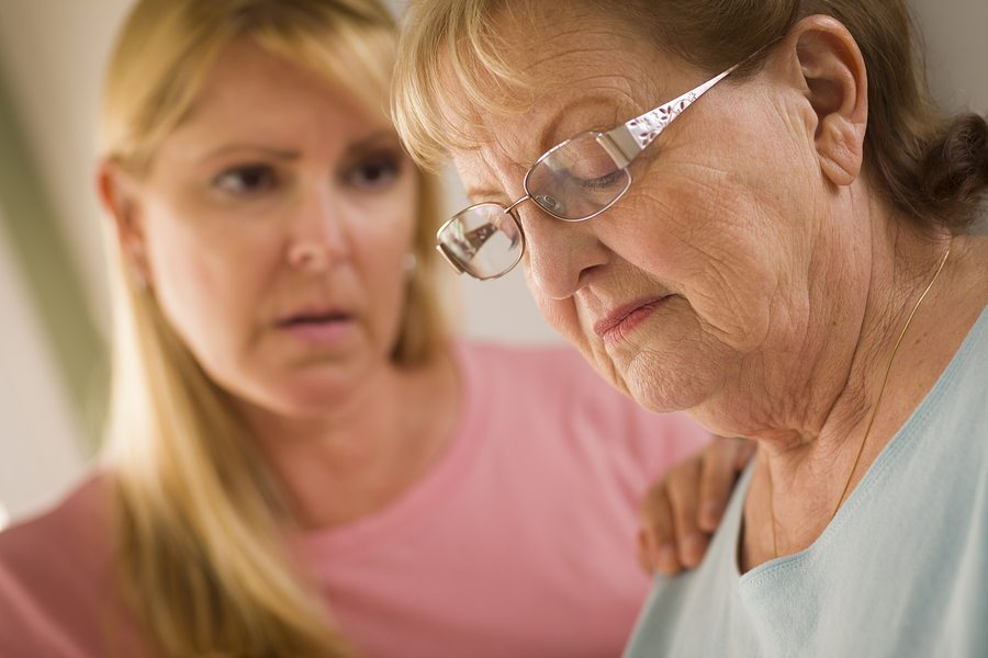 Elder Care in Allentown NJ: Caregiver Stress