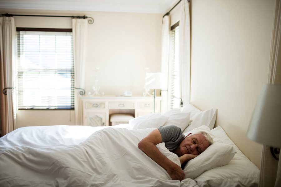 Senior Care in Millstone NJ: Excessive Sleep