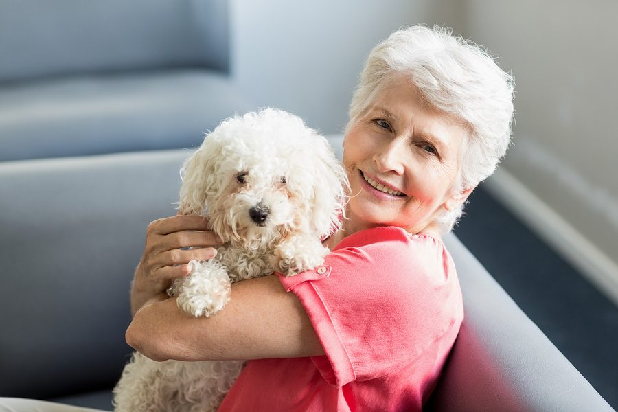 Home Care in Robbinsville NJ: Benefits of Pet Ownership